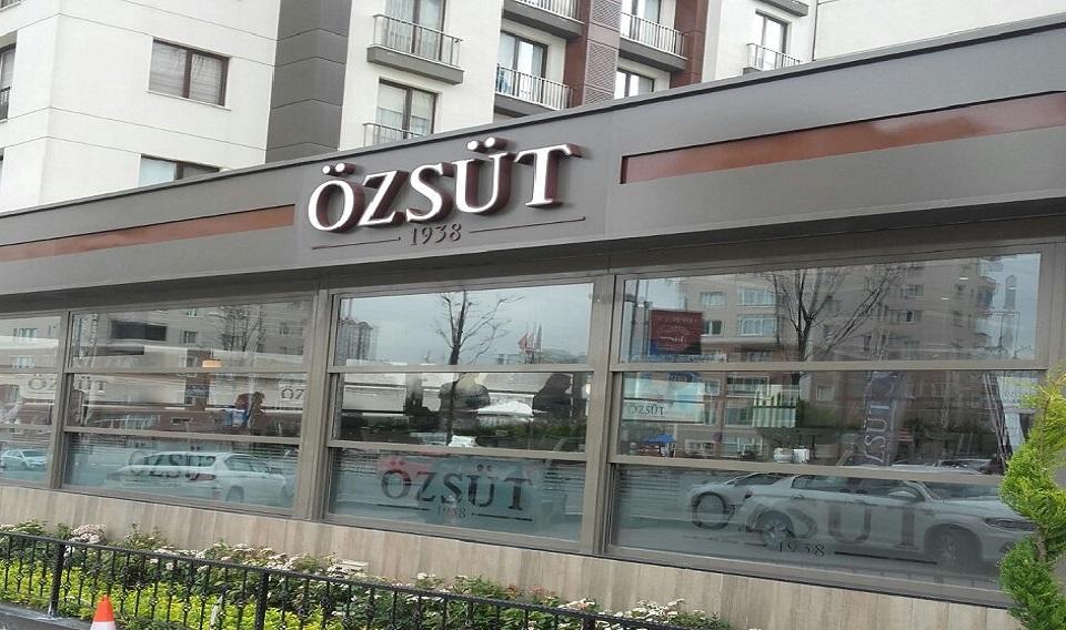 ÖZSÜT CAFE Restaurant