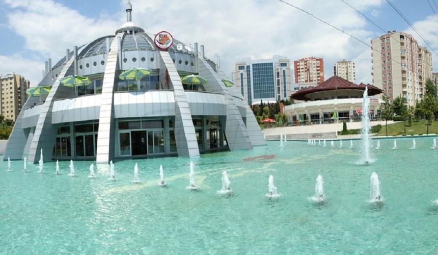 Başakşehir Belediyesi Sular Vadisi Sosyal Tesisleri