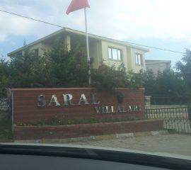 Saral Villaları