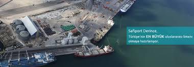 SAFİPORT Limanı