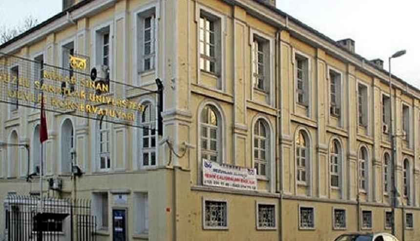 Mimar Sinan Üniversitesi Güzel Sanatlar Fakültesi - BEŞİKTAŞ
