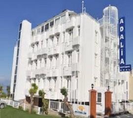 RUIN ADALIA HOTEL